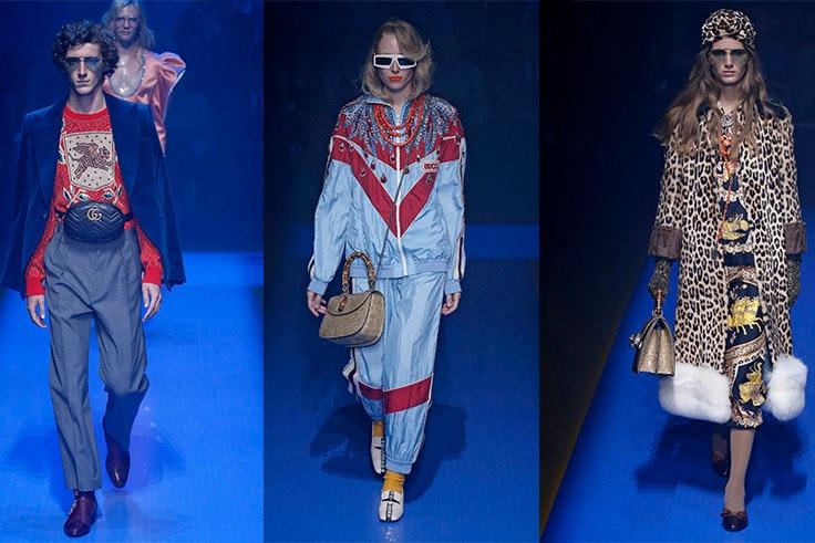 Desfile de la Milán Fashion Week