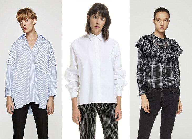 Las mejores tendencias en camisas