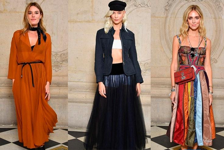 Desfiles de París Fashion Week