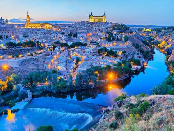 Toledo de noche
