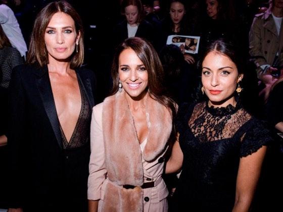 Los mejores looks de las celebrities en la París Fashion Week