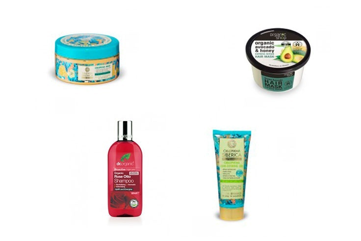 Utiliza productos hidratantes para tu tipo de cabello