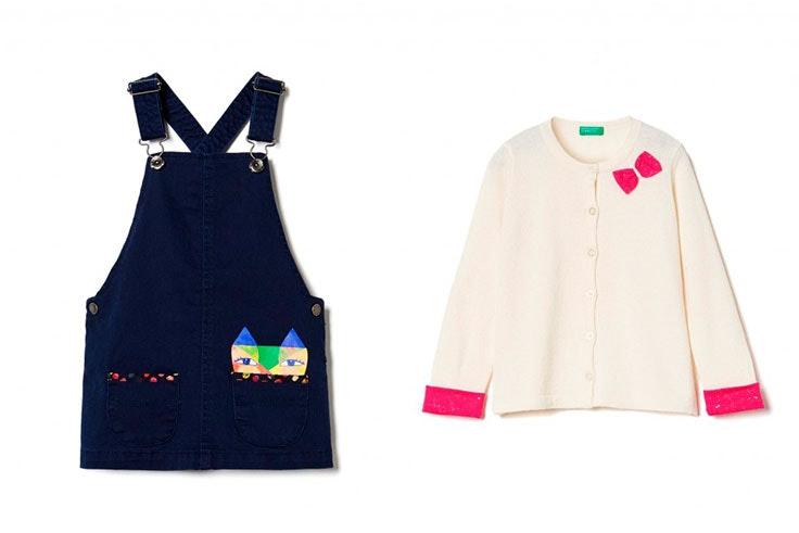 Benetton, moda, infantil
