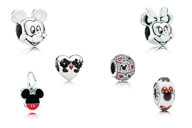 Disney, Pandora, joyería, joyas, colección