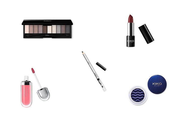 productos cosméticos de Kiko Milano