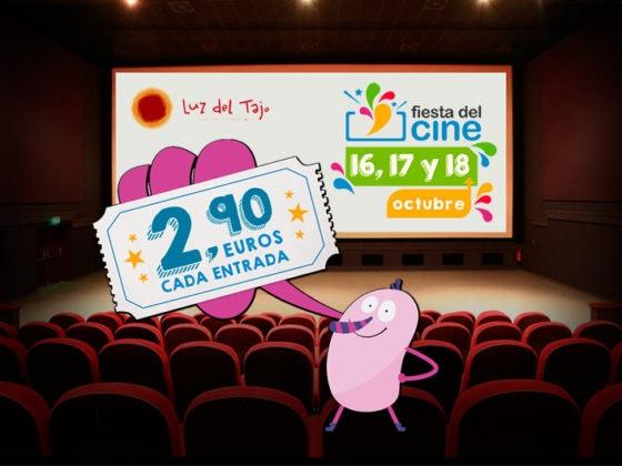 Fiesta del cine en Luz del Tajo