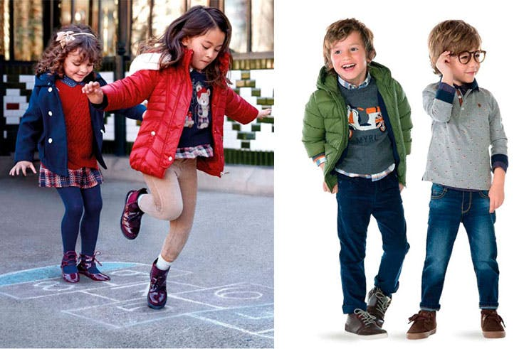 Mayoral, moda, niños, infantil