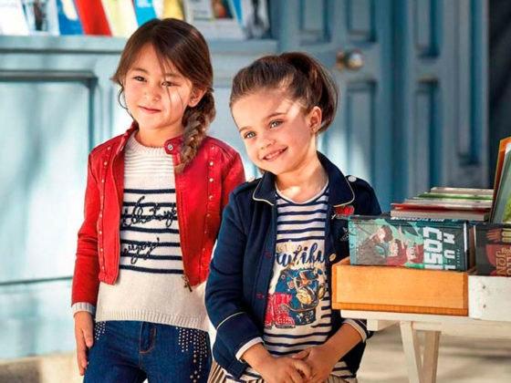moda infantil para el colegio