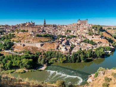 Planes en Toledo para el Puente del Pilar