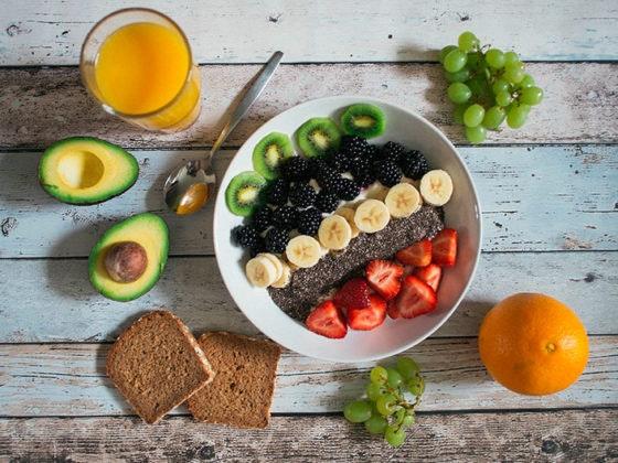 los mejores snacks saludable para una buena alimentación