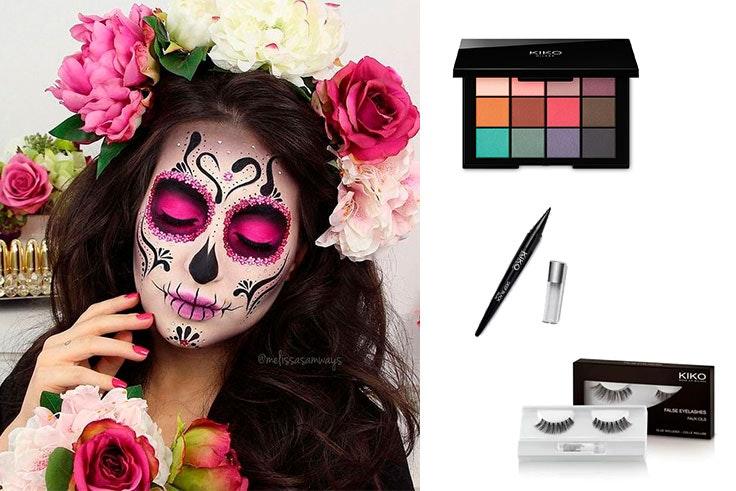 maquillaje para halloween 2018 catrina