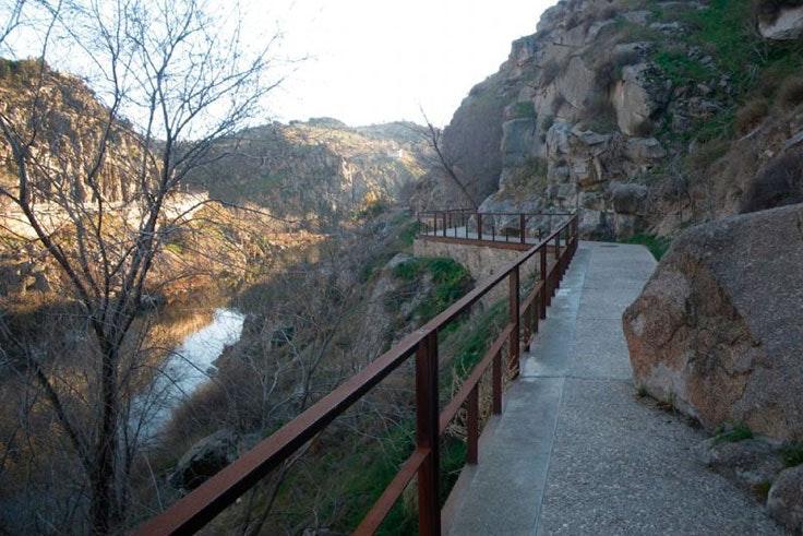 Plan en familia en la Senda Ecológica de Toledo
