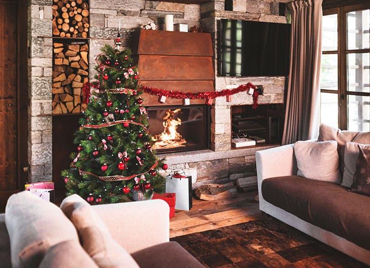 decoración Navidad hogar