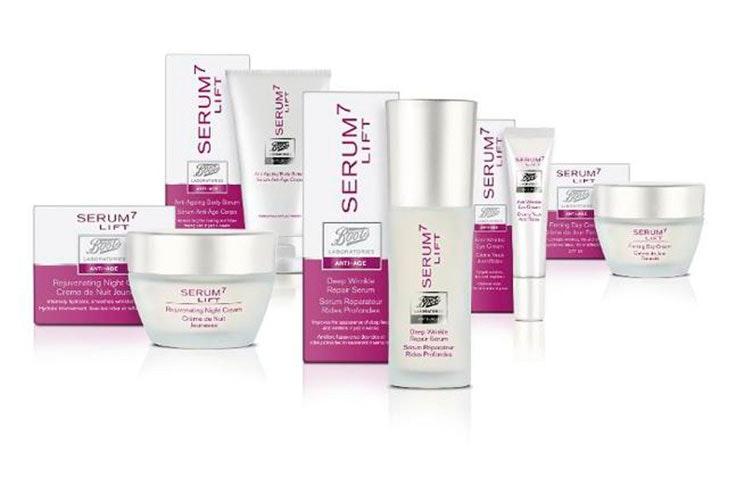 promoción serum tratamiento facial