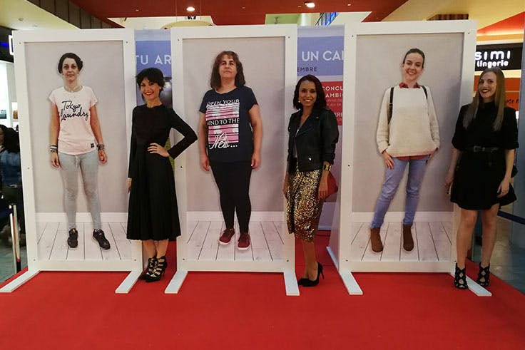 influencers concurso cambio de look