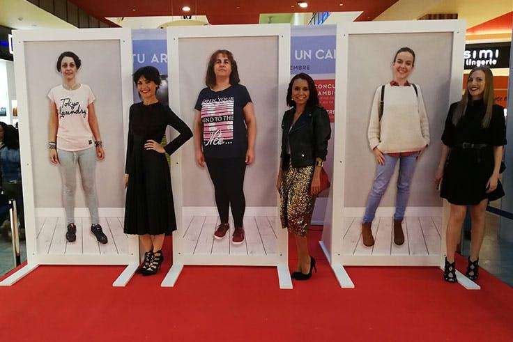 influencers concurso cambio de look