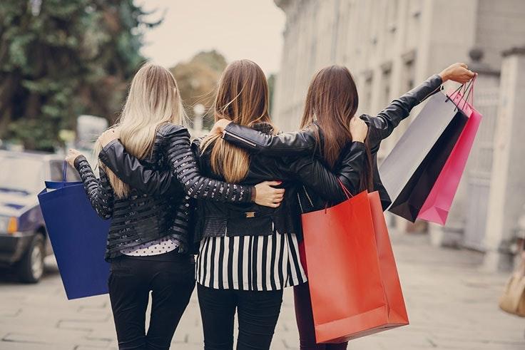 black friday ropa