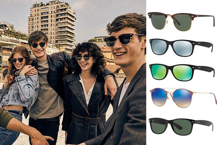 Gafas de sol de Sunglass Hut