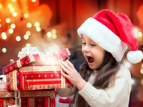 regalos niños Navidades solidario