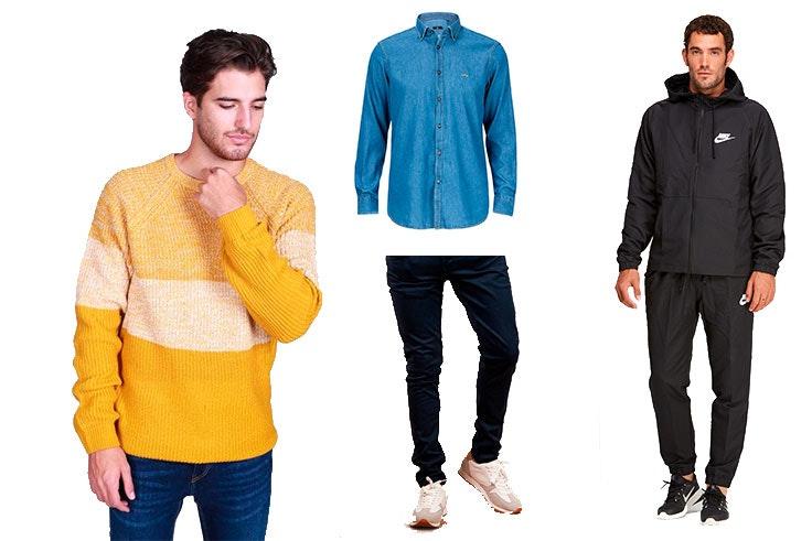 ropa moda hombre