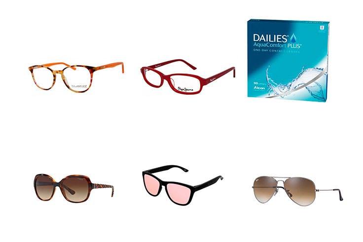 ofertas ópticas gafas