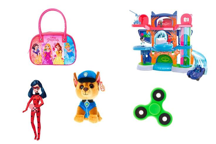 juguetes Navidad niños