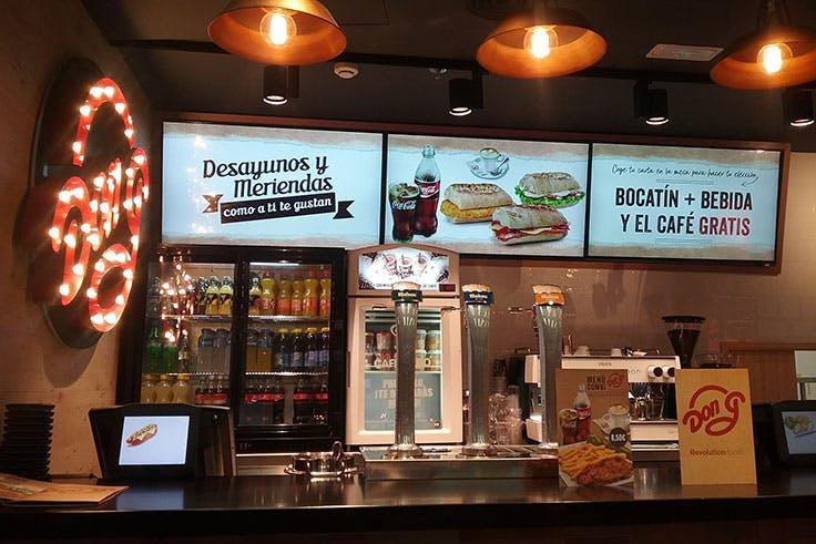 restaurante promociones menú