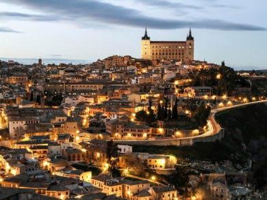 Visita la ciudad de Toledo en el puente de diciembre