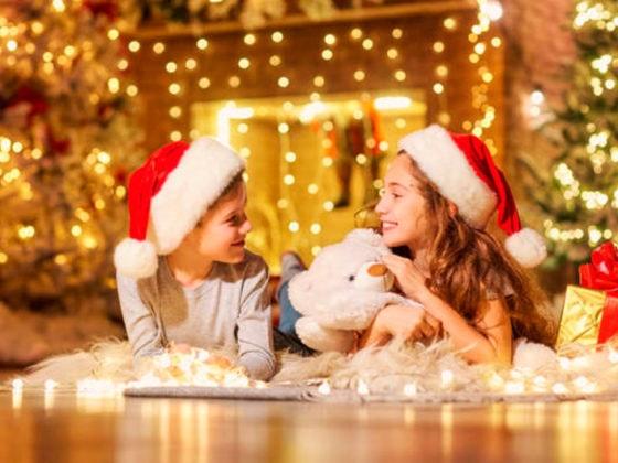 regalo de Navidad para niños