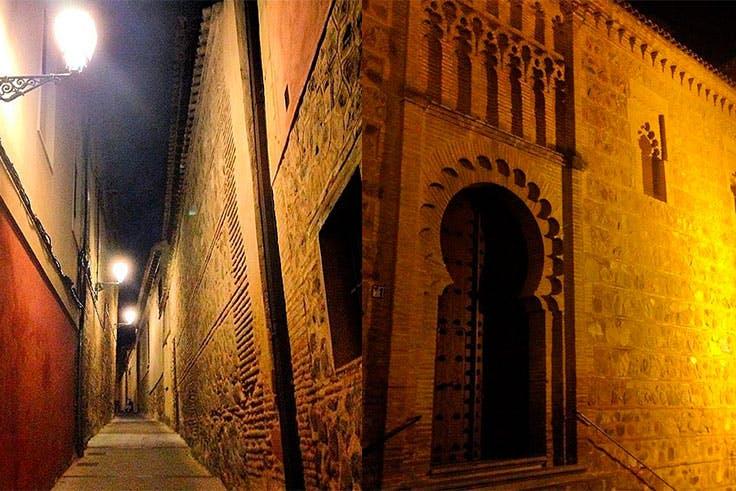 ruta callejones Toledo