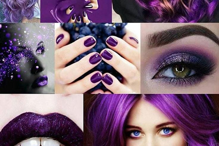belleza, cabello, tinte, cosmética, maquillaje