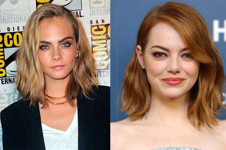 belleza, cabello, corte de pelo, tendencias
