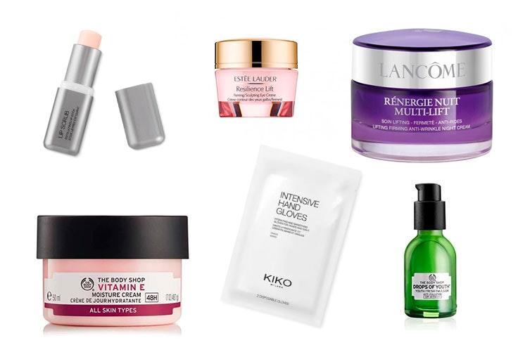 belleza, cosmética cuidado piel hidratación