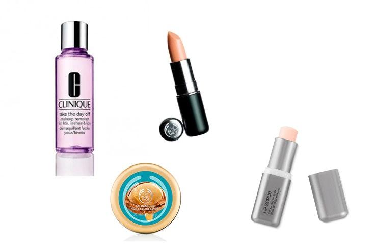belleza, cosméticos, labios