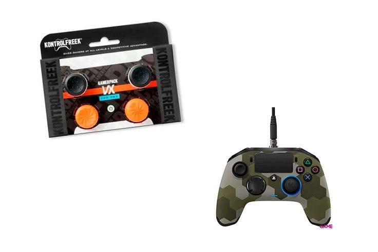 Oferta de mandos de videoconsola de Game