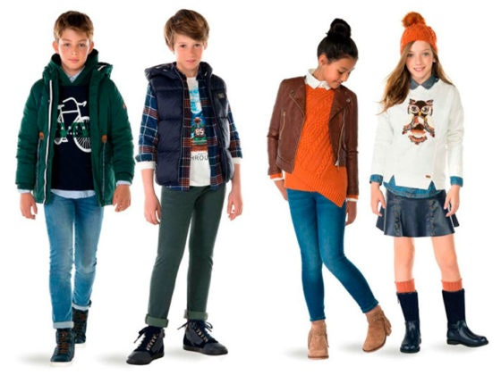 moda infantil kids imprescindibles tendencias