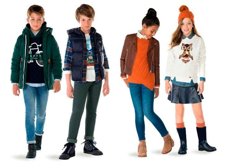 moda infantil kids imprescindibles tendencias