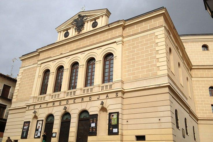 teatro Toledo arte cultura