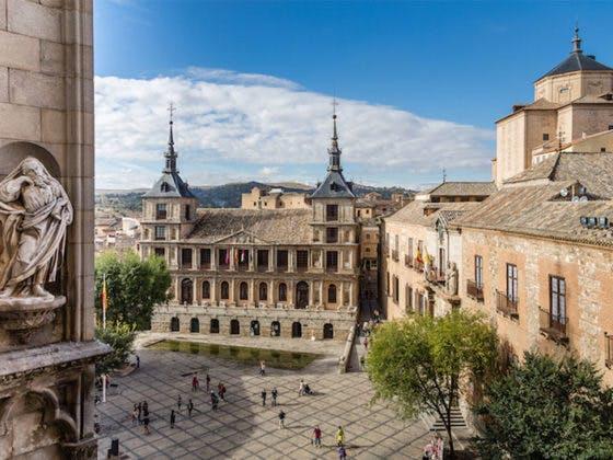 Toledo ciudad planes fin de semana