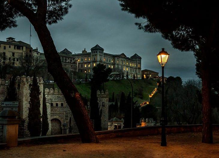 Toledo paisaje