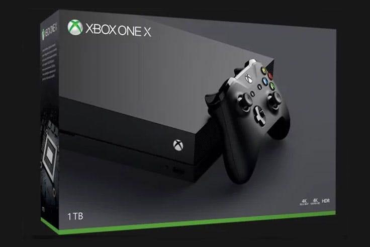 Videoconsola XBox One X