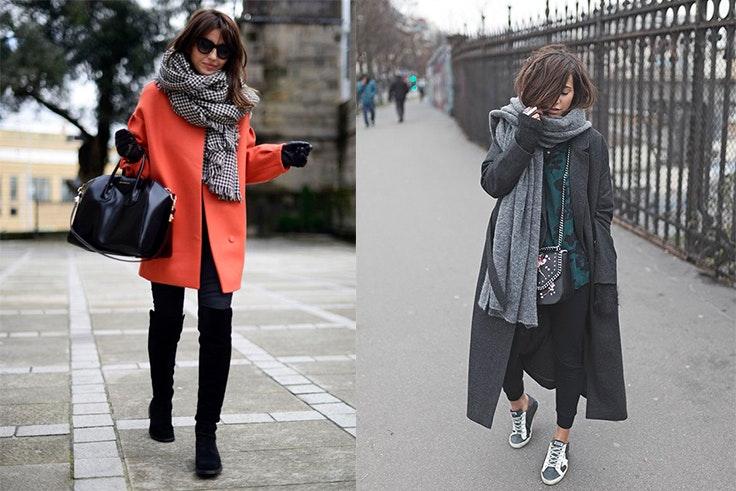 bufandas contra el frío