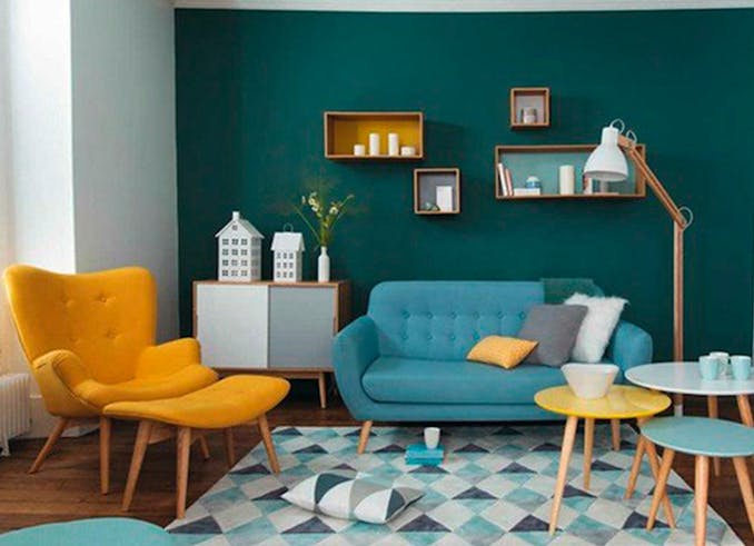 tendencias decoración 2018 vintage