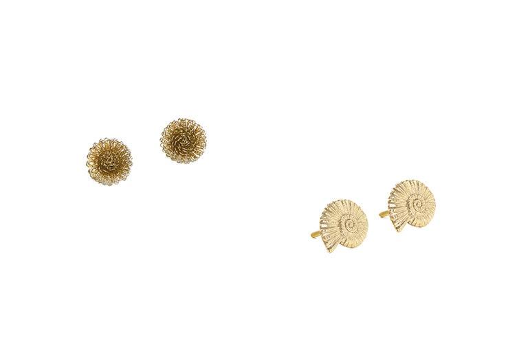 decoracion en dorado tiradores