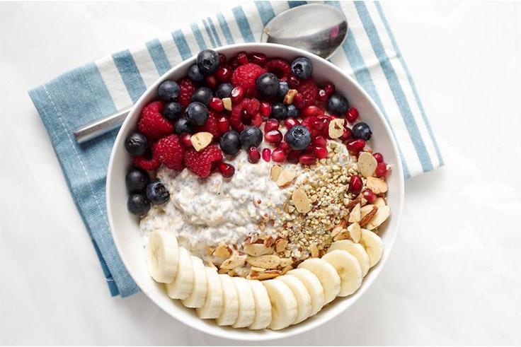 desayuno mañana