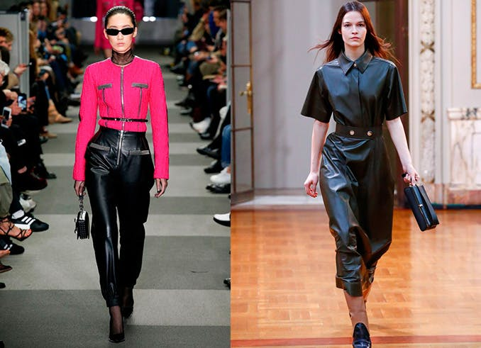 Fashion Week Nueva York Alexander Wang y Victoria Bechkam