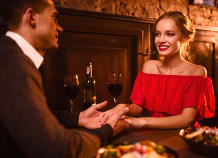 Estilismos perfectos para tu cita de San Valentín