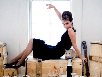 Audey Hepburn, uno de los iconos de la historia de la moda
