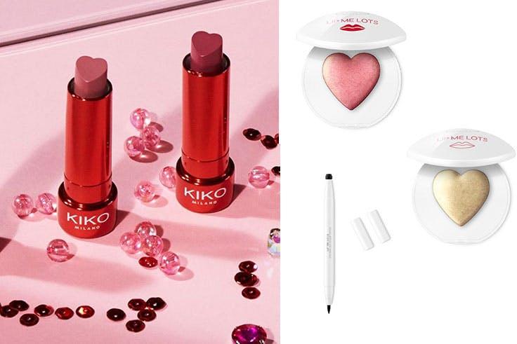 Productos de Kiko Milano para tu maquillaje perfecto de cena romántica