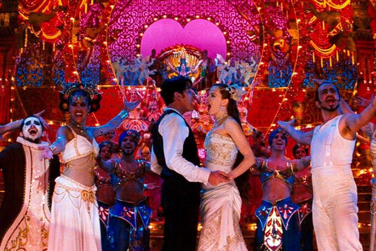 Película Moulin Rouge